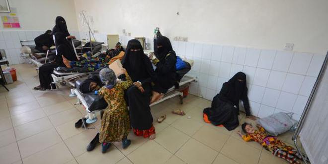 Yémen : Alerte à l'épidémie de choléra
