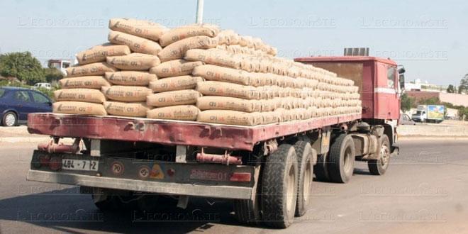 Les ventes de ciment retrouvent du tonus