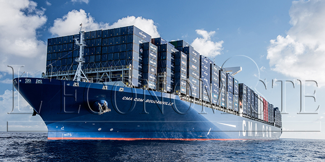 CMA CGM lance une ligne Tanger-Marseille
