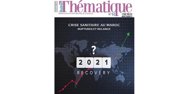 CMC: Nouveau bulletin thématique sur la crise sanitaire