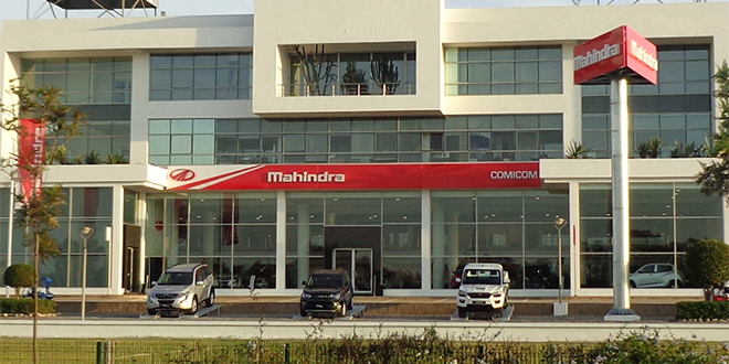 Comicom ouvre une succursale de Mahindra à Agadir