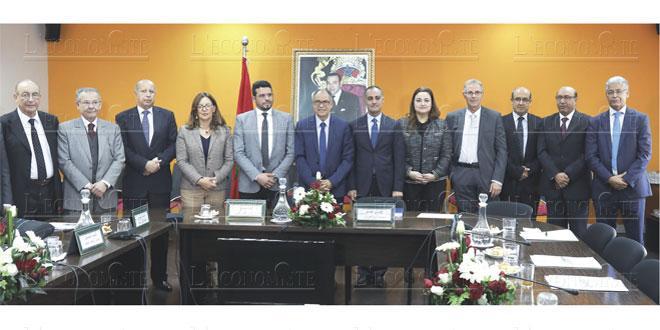 Conseil de la concurrence: Une session pour le budget de 2021