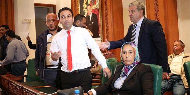Rabat/Conseil de la ville: Les élus du PAM bloquent les travaux