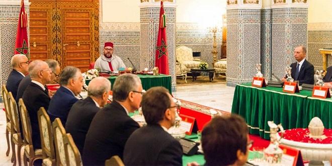 Conseil des ministres : Les nouveaux walis et gouverneurs