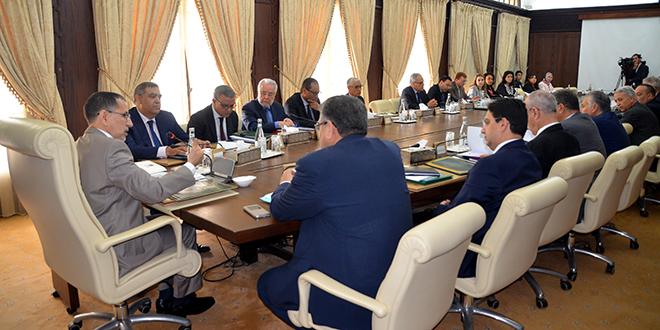 Report du Conseil de gouvernement