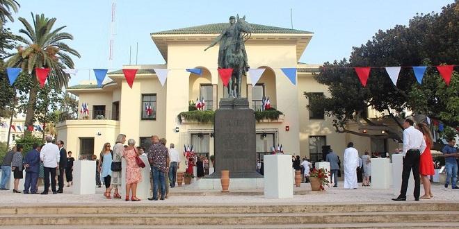 Fermeture du consulat de France à Casablanca