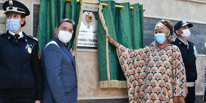 Le Sénégal ouvre son consulat à Dakhla