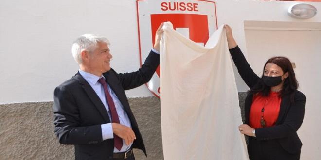 Un consulat honoraire de Suisse