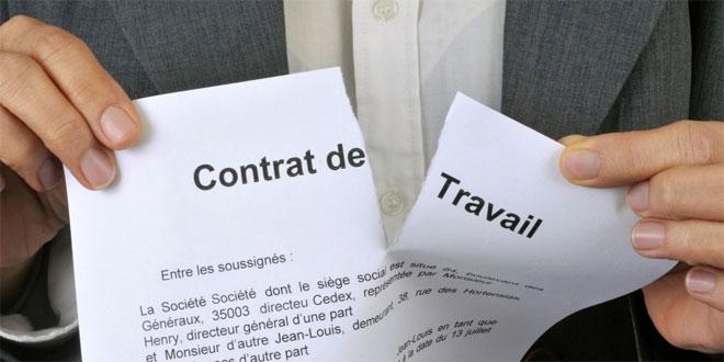 HCP: Plus de 59% de salariés sans contrat