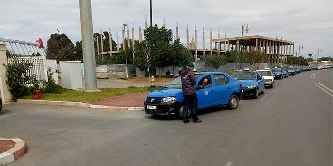 Coronavirus: Rabat stérilise ses moyens de transport