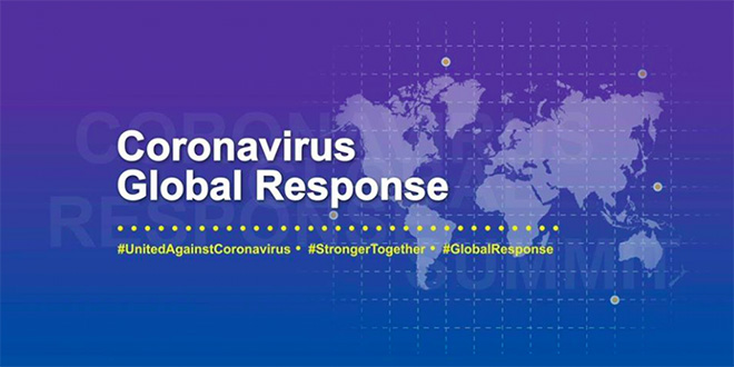 "Le MEN contribue au ""Coronavirus Global Response"""
