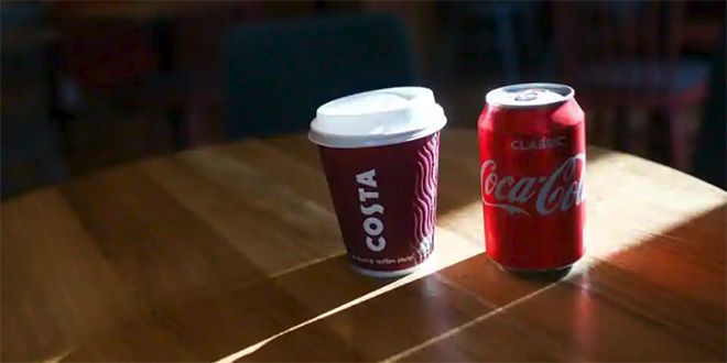 L'UE valide le rachat de Costa Coffee par Coca-Cola