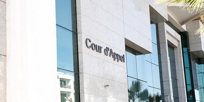 Justice: De nouveaux procureurs et présidents de Cour d'appel installés