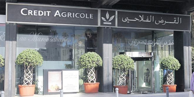 """Crédit Agricole Du Maroc élu """"meilleure institution de financement"""" en Afrique"""