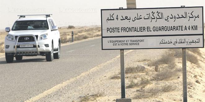 Importation: Contrôle dématérialisé à Guergarate