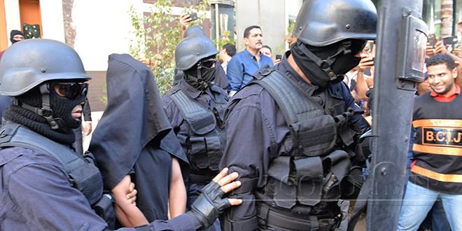 Le BCIJ arrête quatre terroristes présumés à Tanger