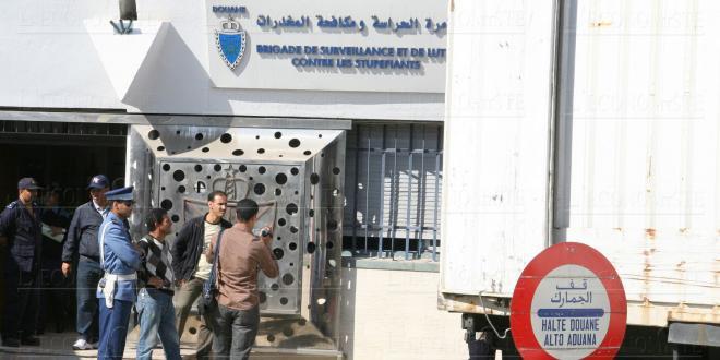 Contrebande: Plus de 2.000 smartphones saisis à Tanger Med
