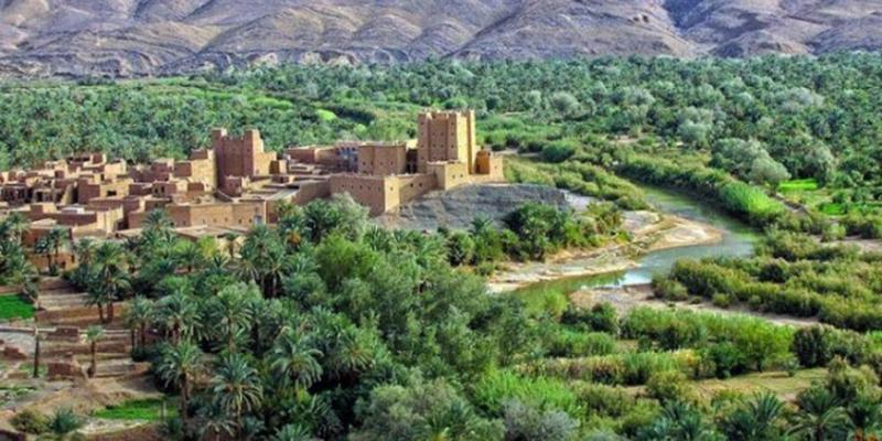 Tourisme : 459 millions de DH pour Draâ-Tafilalet