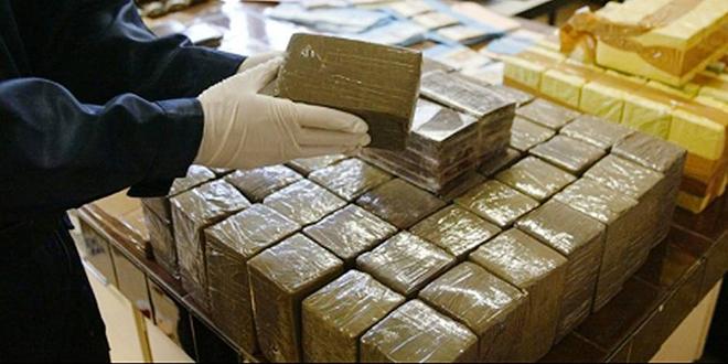 Grosse saisie de drogue à Nador