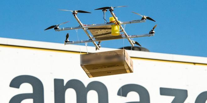 DHL: Les drones pour livrer les colis en Chine