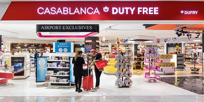 Aéroports: Dufry inaugure de nouvelles boutiques
