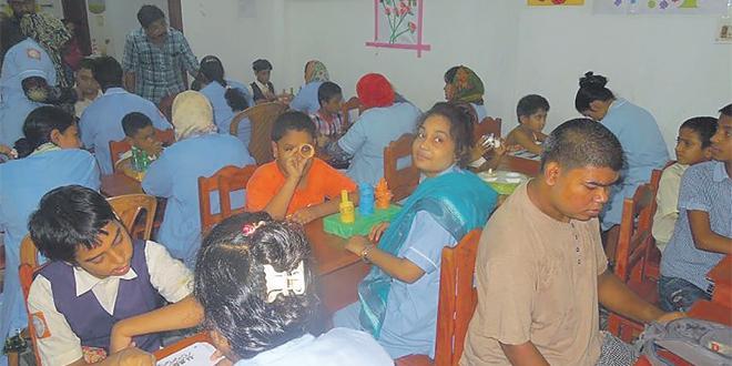 Une école de l'espoir pour enfants autistes