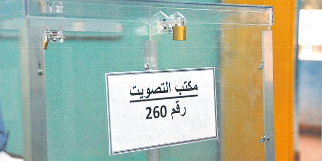 Élections: 2 projets de loi adoptés