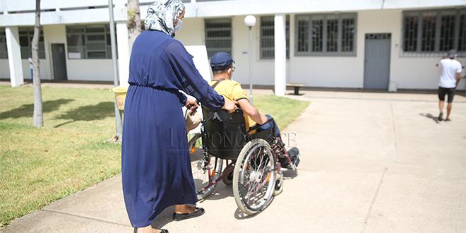 A Casablanca, les misères d'un électeur en situation de handicap