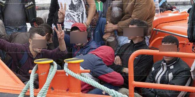 Émigration irrégulière : près de 89.000 tentatives avortées