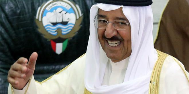 Message écrit du Roi Mohammed VI à l'Emir du Koweït
