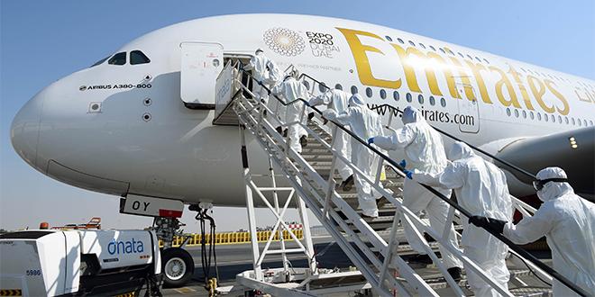 Covid-19: Emirates instaure un système de modification/annulation de billets