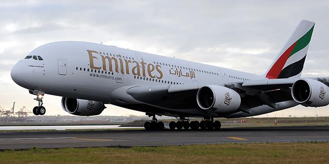 Aérien: Perte historique pour Emirates