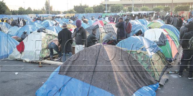 Casablanca: INSAF assiste les migrants