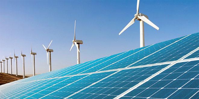 Électricité: La part des énergies renouvelables à fin 2020
