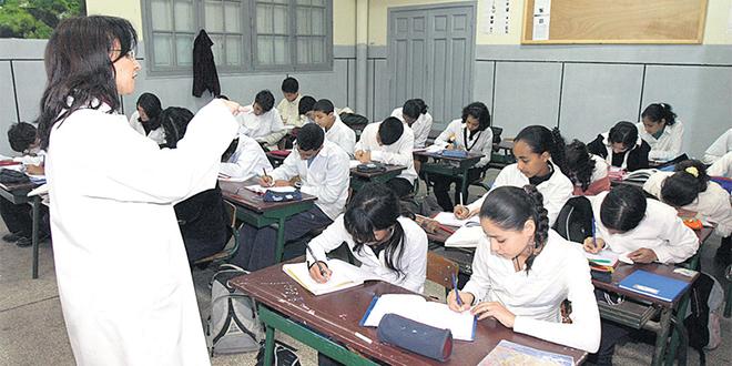 Près de 28.000 enseignants bénéficiaires des mutations