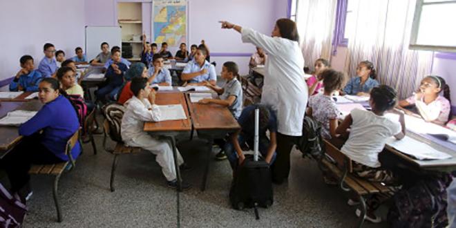 Recrutement d'enseignants: Plus de 156.500 candidats