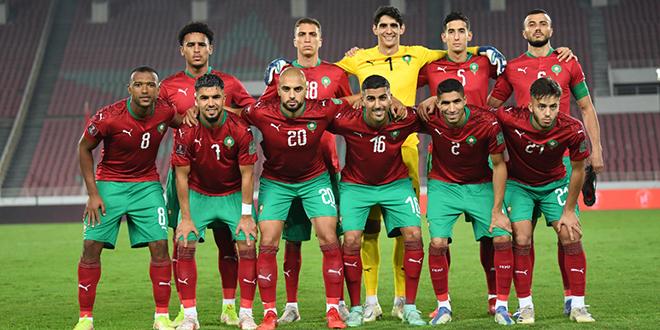 Classement FIFA: Le Maroc intègre le Top 30