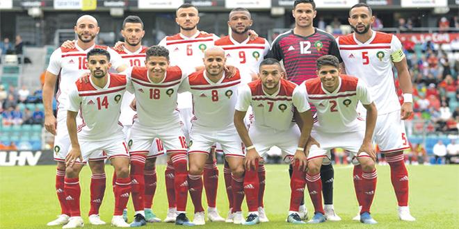 Maroc-Argentine à Rabat