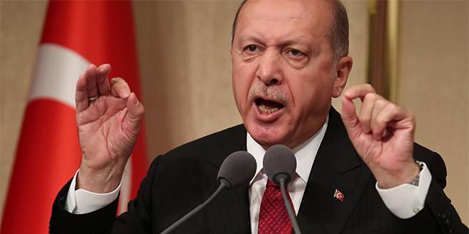 Syrie: Erdogan menace les milices kurdes