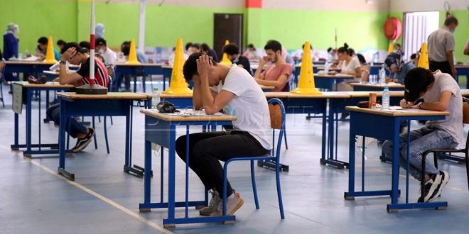 Rabat: Le taux de réussite total au Bac atteint 87.41%