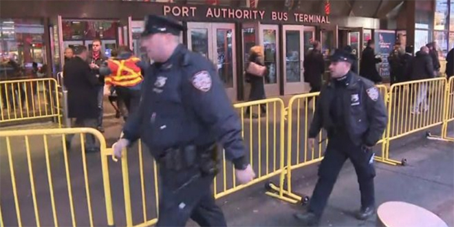 VIDEO-New York: explosion au centre de Manhattan