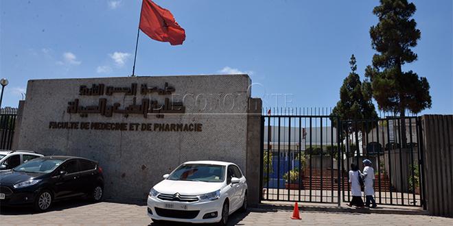 Casablanca: La FMP pourrait délocaliser les examens pour 1/4 des étudiants