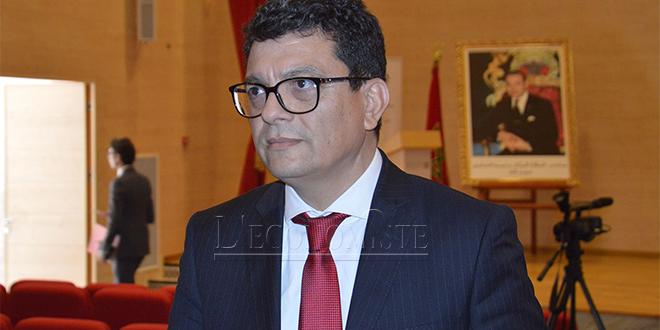 Abdelmounaim Faouzi, nouveau PDG de Fenie Brossette