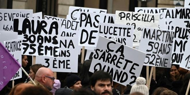 France: Baisse des féminicides