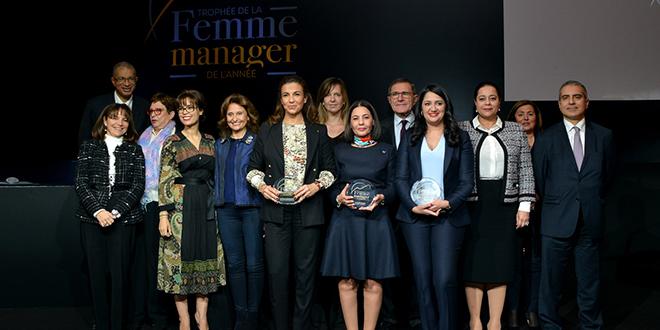 Femme Manager de l'année : Et les lauréates sont...