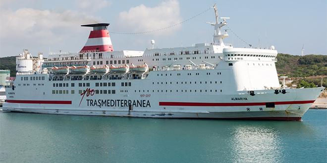 Les liaisons maritimes Almeria-Nador annulées