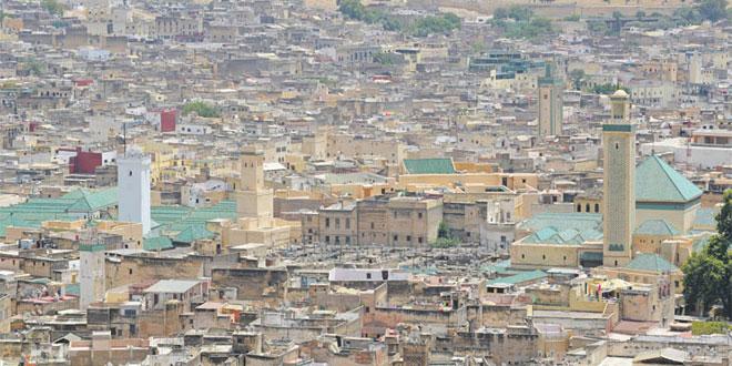 Fès : 500 millions de DH pour la mise à niveau urbaine