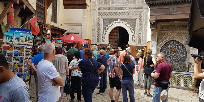Tourisme: Les recettes voyage progressent de 4,2% au 1er semestre
