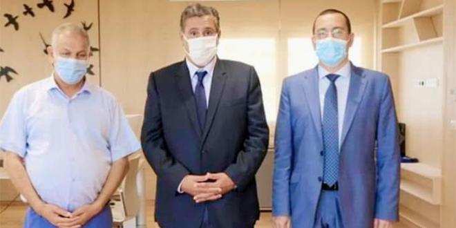 Elections: Akhannouch en campagne à Fès