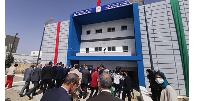 Fès: Amzazi et Ouaouicha inaugurent de nouvelles infrastructures universitaires